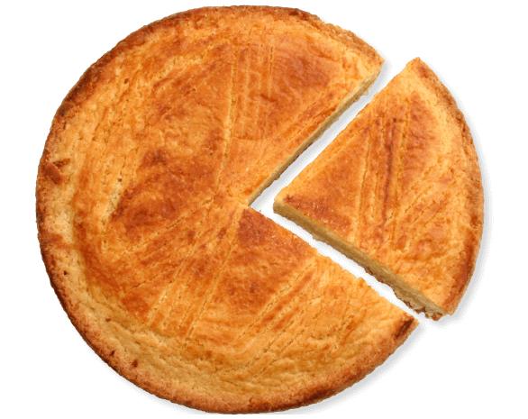 Gateau breton rozell & cake